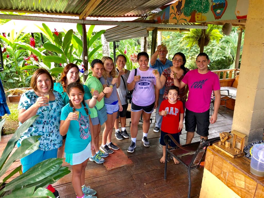 Discover Corps - Voluntourism - Family Travel